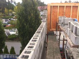 Concrete Block Firewalls