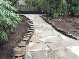 Pathways and Retaining Walls